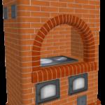 кирпичная печь иконка