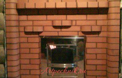 Портал в банную печь